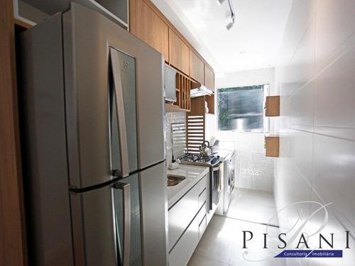 apartamento residencial em rio de janeiro - rj, campo grande - ap02220