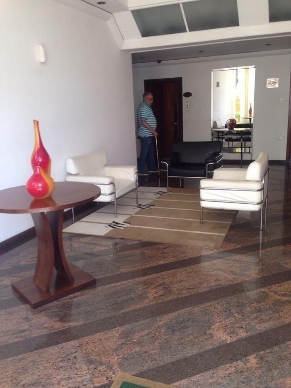 apartamento residencial em são paulo - sp - ap0098_prst