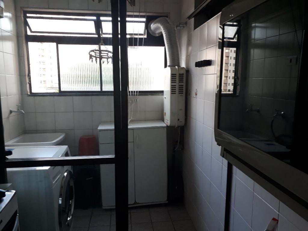 apartamento residencial em são paulo - sp - ap0110_sales