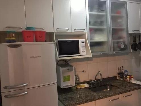 apartamento residencial em são paulo - sp - ap0343_sales