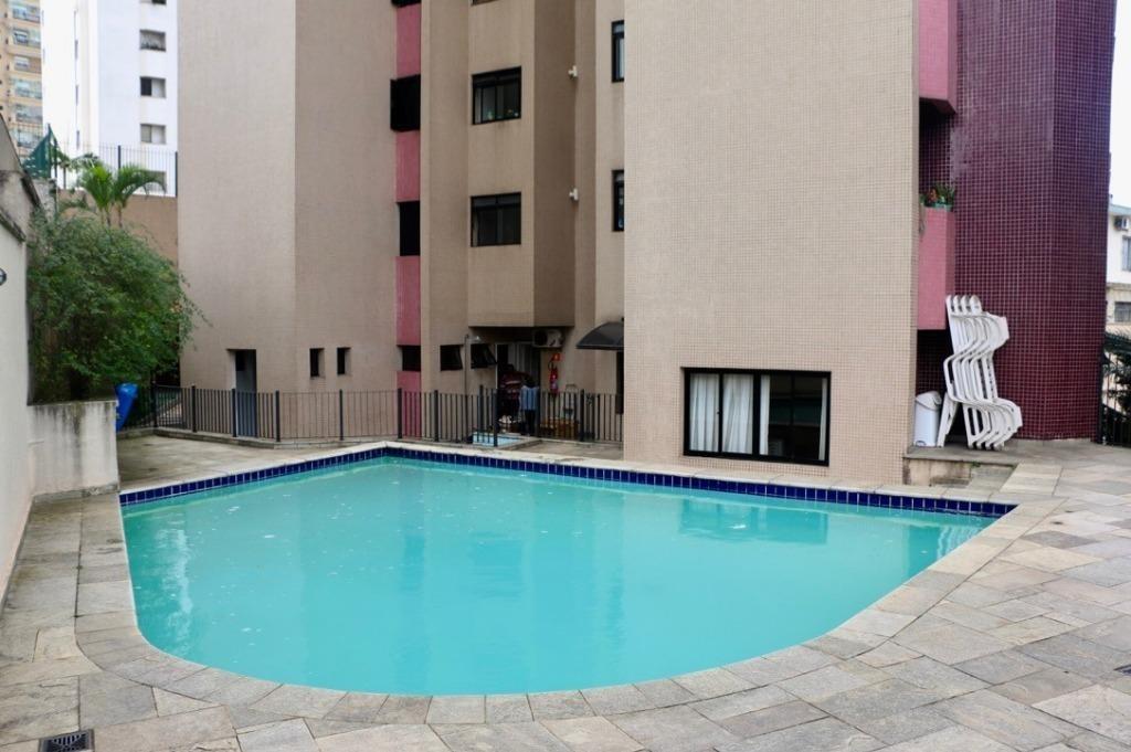 apartamento residencial em são paulo - sp - ap0404_sales
