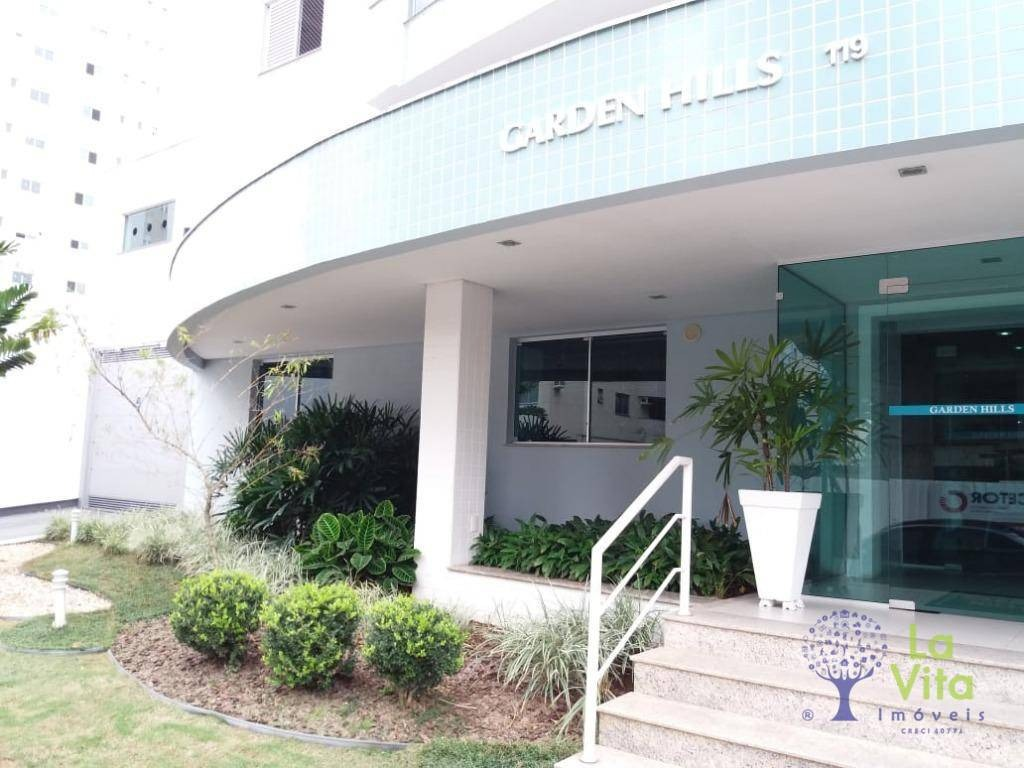 apartamento residencial garden hills, à venda com 3 dormitórios, 3 vagas de garagem, bairro velha, blumenau sc - ap0726