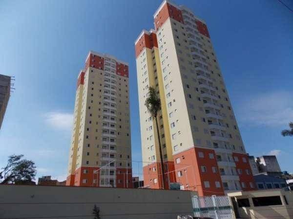 apartamento residencial golden tawer, 3 dormitórios, centro, guarulhos, lazer completo. - ap1073