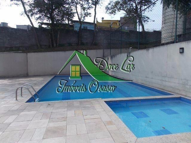 apartamento  residencial  itapuã - carapicuiba