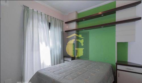 apartamento residencial  jardim anália franco, são paulo. - ap0294