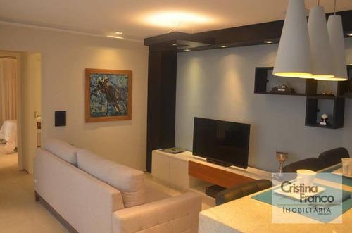 apartamento residencial para locação, absolutt residencial, itu - ap0695. - ap0695
