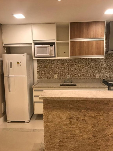 apartamento residencial para locação, alphaville, barueri. - ap0439