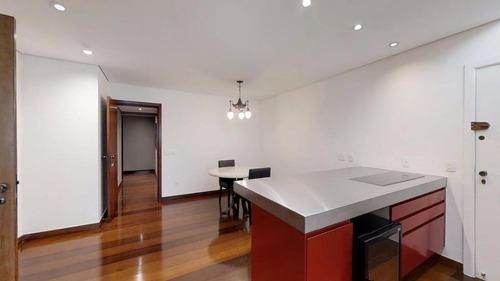 apartamento residencial para locação, alto da boa vista, são paulo - ap1632