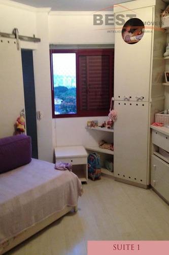 apartamento  residencial para locação, alto da lapa, são paulo. - ap4294