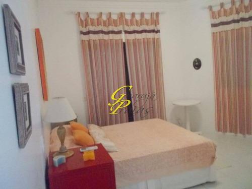 apartamento  residencial para locação, astúrias, guarujá. - codigo: ap2323 - ap2323