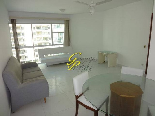 apartamento residencial para locação, barra funda, guarujá. - codigo: ap0452 - ap0452