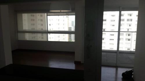 apartamento residencial para locação, bela vista, são paulo. - ap0118