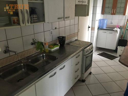 apartamento residencial para locação, boa viagem, recife. - ap2447