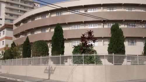 apartamento residencial para locação, boqueirão, praia grand