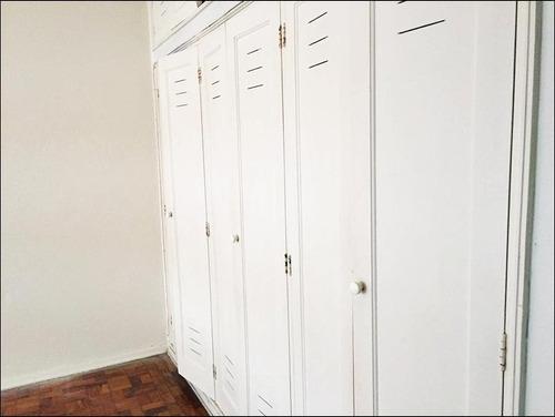 apartamento residencial para locação, boqueirão, santos - ap0631. - ap0631