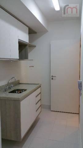 apartamento residencial para locação, boqueirão, santos. - codigo: ap2038 - ap2038