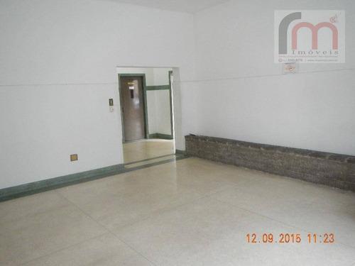 apartamento residencial para locação, boqueirão, santos. - codigo: ap2151 - ap2151