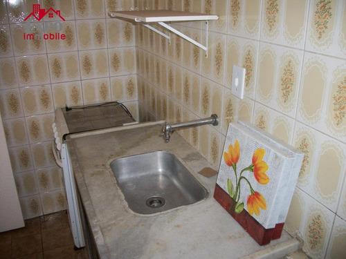 apartamento residencial para locação, bosque, campinas. - ap0337