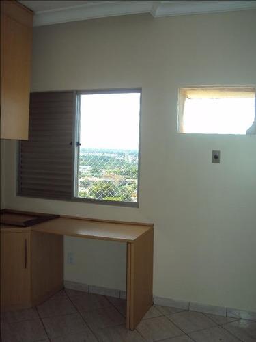 apartamento residencial para locação, bosque da saúde, cuiabá. - ap0788