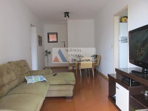 apartamento residencial para locação, brooklin paulista, são paulo. - aa15081