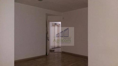 apartamento residencial para locação, brooklin, são paulo. - ap0081