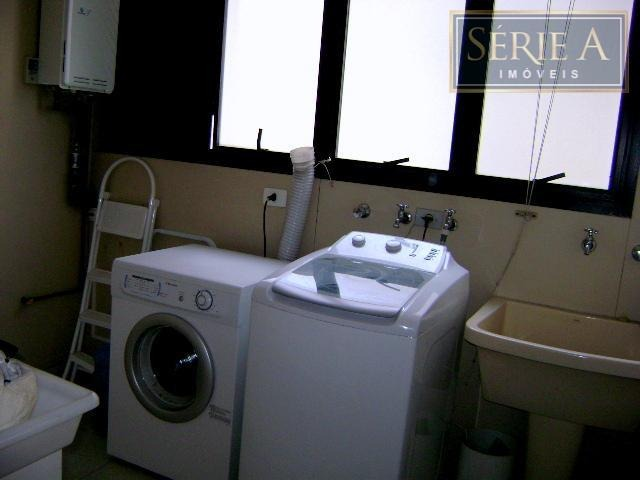 apartamento residencial para locação, brooklin, são paulo. - ap0128