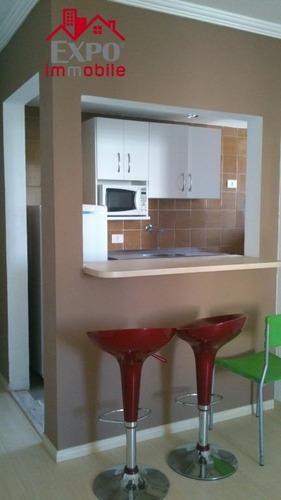 apartamento  residencial para locação, cambuí, campinas. - ap0189