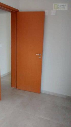 apartamento residencial para locação, campestre, santo andré - ap1719. - ap1719