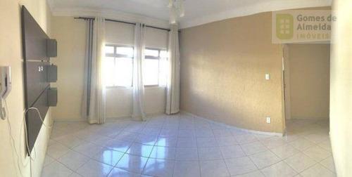 apartamento residencial para locação, campestre, santo andré - ap2135. - ap2135