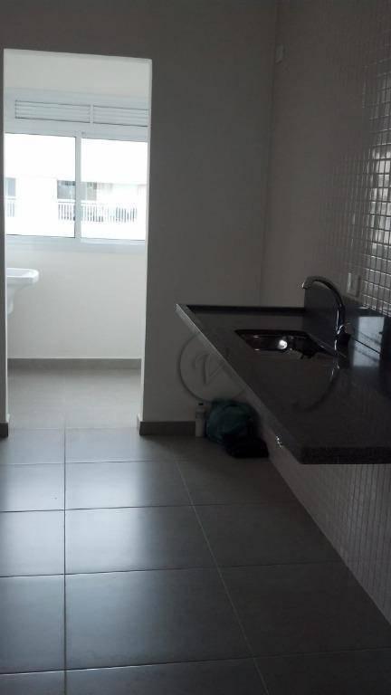 apartamento residencial para locação, campestre, santo andré. - ap8810