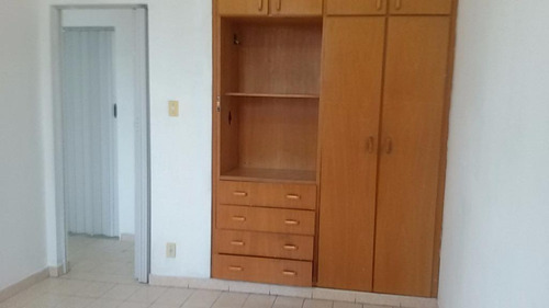 apartamento residencial para locação, campo grande, santos. - codigo: ap0582 - ap0582