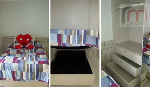 apartamento residencial para locação, campo grande, santos. - codigo: ap2168 - ap2168