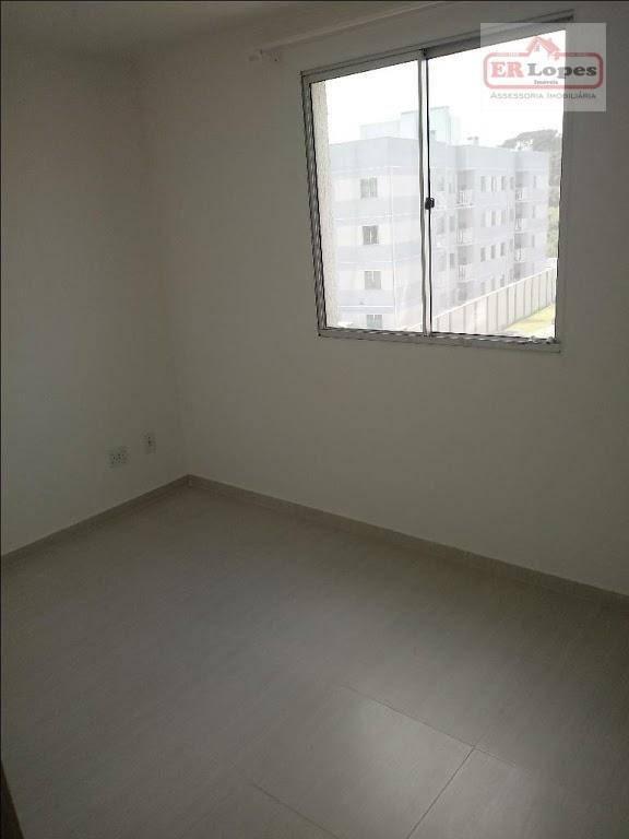 apartamento residencial para locação, carioca, são josé dos pinhais. - ap0152