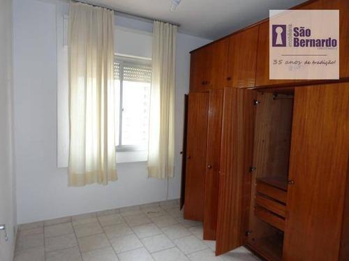 apartamento residencial para locação, centro, americana. - ap0241