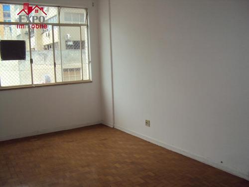 apartamento residencial para locação, centro, campinas. - ap0091