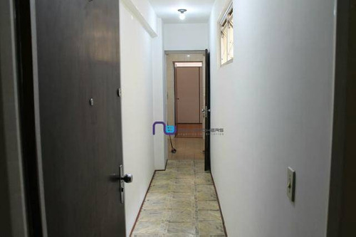 apartamento residencial para locação, centro, campinas. - ap3482
