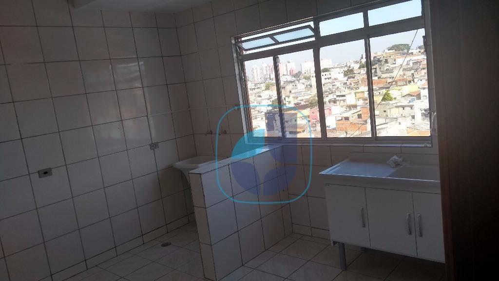 apartamento residencial para locação, centro, diadema. - ap3500