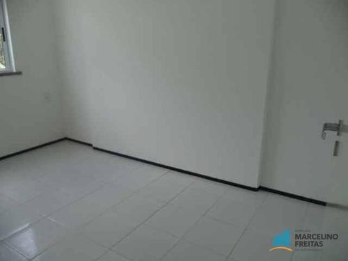 apartamento residencial para locação, centro, fortaleza - ap1646. - ap1646
