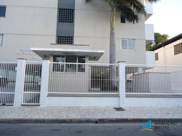 apartamento residencial para locação, centro, fortaleza. - codigo: ap2764 - ap2764