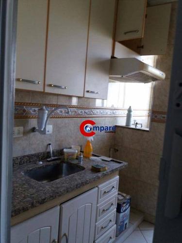 apartamento residencial para locação, centro, guarulhos - ap5461. - ap5461