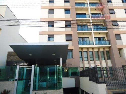 apartamento  residencial para locação, centro, piracicaba. - ap0370