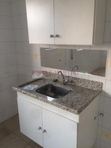 apartamento  residencial para locação, centro, piracicaba. - ap0437