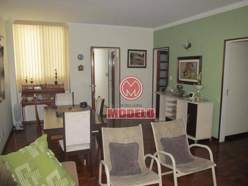 apartamento residencial para locação, centro, piracicaba. - ap1336