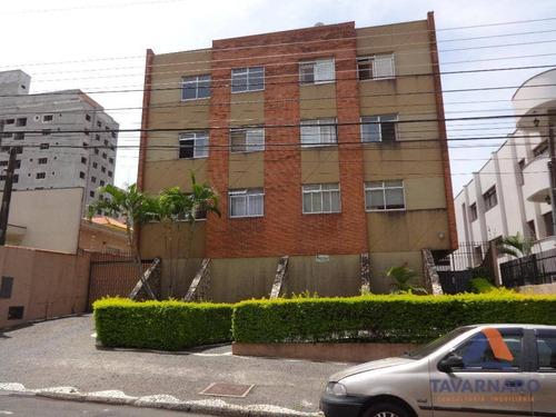 apartamento residencial para locação, centro, ponta grossa. - ap0453