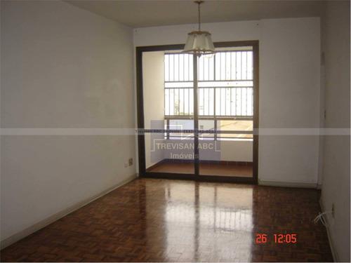 apartamento residencial para locação, centro, são bernardo do campo - ap1381. - ap1381