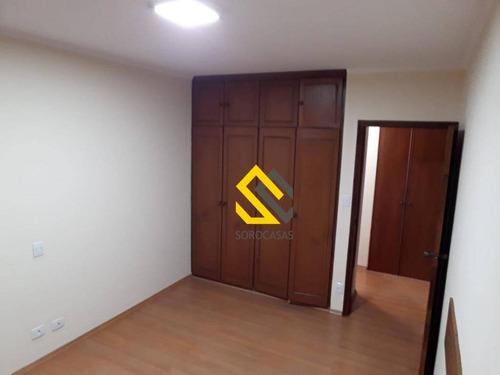 apartamento residencial para locação, centro, sorocaba. - ap0541