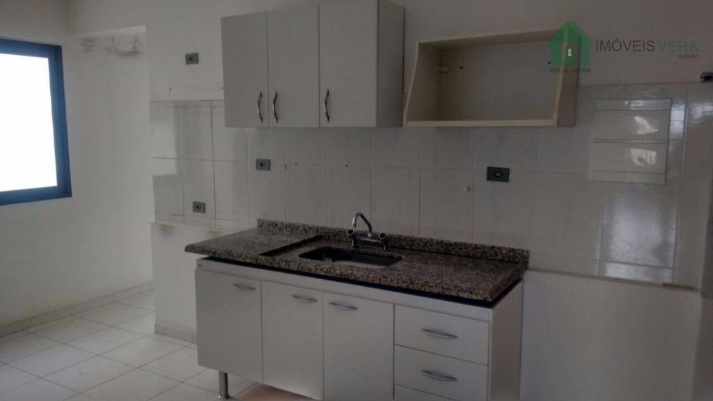 apartamento residencial para locação, centro, taboão da serra. - ap0195