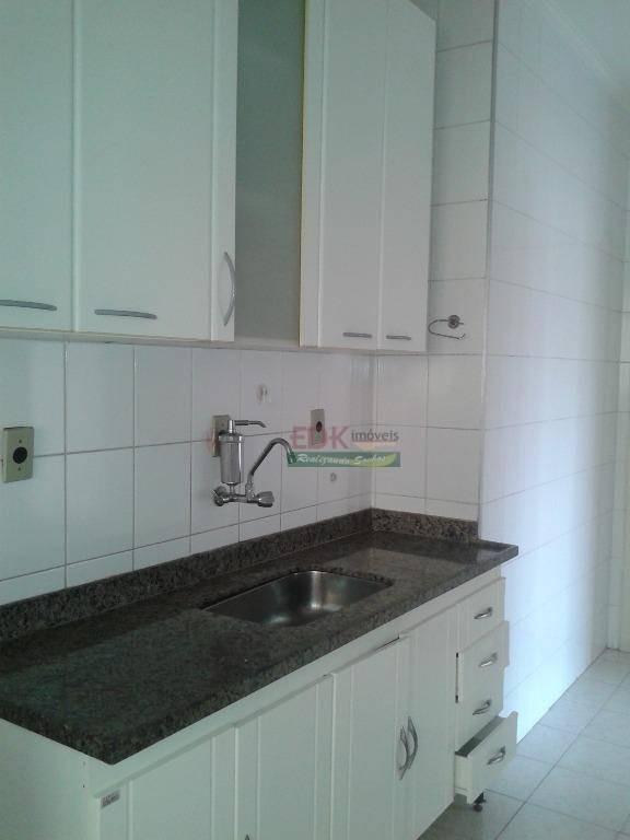 apartamento residencial para locação, centro, taubaté. - ap1104
