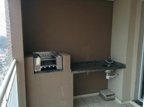 apartamento residencial para locação, chácara belenzinho, são paulo. - ap8447