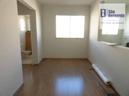 apartamento residencial para locação, chácara letônia, americana. - ap0296